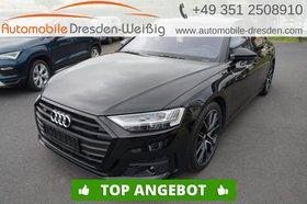 Audi S8 4.0 TFSI quattro-Pano-Keramik-TV-UPE 191.150