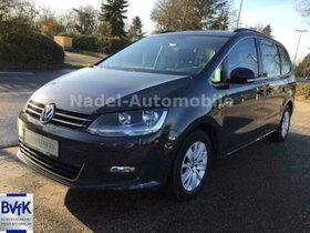 VW Sharan Comfortline BMT/Klimatronic/Navi/FSE/SHZ