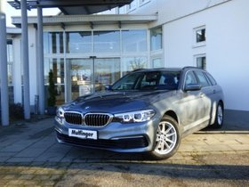 BMW 520d xDr.Tour. Aut.LED Navi Sitzh.Temp.PDC AHK