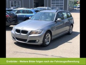 BMW 320 d Touring Xenon Klimaautom SHZ Tempomat PDC