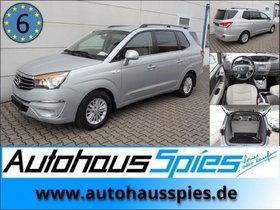 SSANGYONG RODIUS 2,2 E-XDI 2WD AUTOMATIK EURO6 7-SITZER