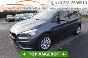 BMW 218 Active Tourer d Advantage-Navi-voll LED-PDC-