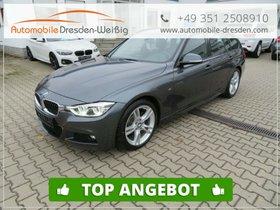 BMW 320 iA M Sport-voll LED-Navi-Hifi-Leder-EU6 d Te