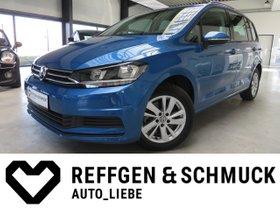 VW TOURAN COMFORTLINE+DSG+KLIMA+7SITZ+ALU+ALLWETTER