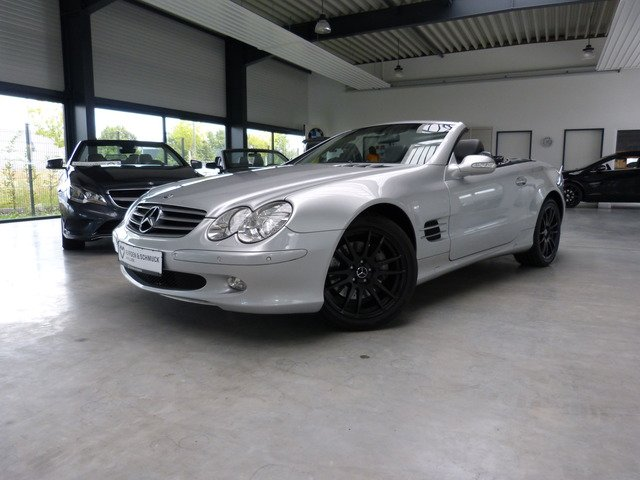 Used Mercedes Benz Sl-Class 500