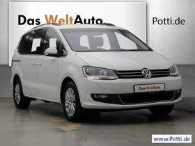 Volkswagen Sharan DSG 2,0 TDI BMT Comfortline Navi Telefon