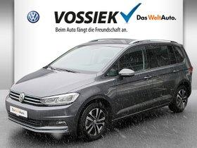 VW Touran 1.5 TSI BMT United NAVI+AHK+LED 6-Gang