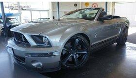 FORD Mustang Original Shelby GT500-Leder-Navi-Alu20-