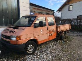 VW Transporter T4 VW Doppelkabine Pritsche Pickup / Pritsche