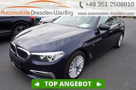 BMW 530 i Luxury Line-Navi Prof-HeadUp-Glasdach-