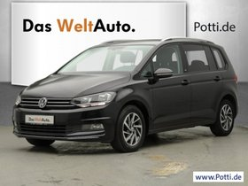 Volkswagen Touran DSG 1,6 TDI BMT SOUND PDC ACC Navi
