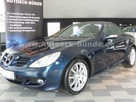 MERCEDES-BENZ SLK Roadster 350 Xenon/Navi/Leder/Automatik
