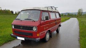 Original Westfalia Joker VW Bus T3 / Oldtimerzulassung