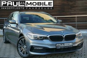 BMW 530 dA xDrive Sport Line Navi Prof Leder LED AHK