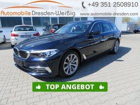 BMW 530 d Touring Luxury Line-Navi-HiFi-Leder-LED-