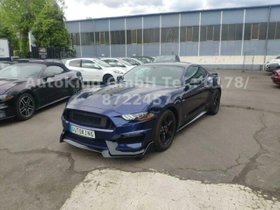 FORD Mustang 2,3l 4V blau Coupé