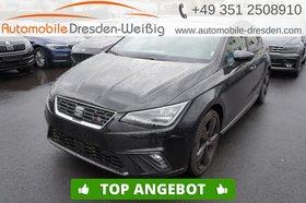 Seat Ibiza 1.0 TSI Black Edition-Navi-Pano-Kamera-DAB
