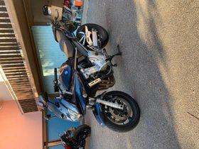 SUZUKI GSF BANDIT 1250 SA (WVCH) Sporttourer, BJ 2007-04, 37.400 km, guter Zustand, unfallfrei