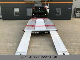 IVECO Aluminium Aufbau BFZ Fahrzeugsysteme