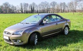 Ford Focus Coupe/Cabriolet, bildhübsch und top gepflegt
