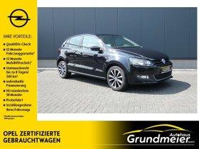VW Polo V Life/Panoramadach/Radio-CD/PDC