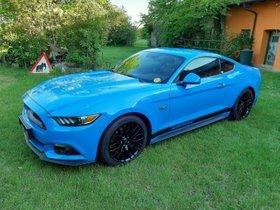 Wunderschöner 2017er Mustang GT