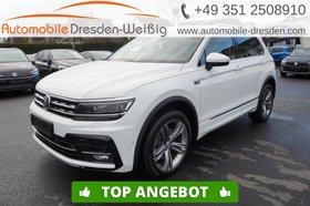 VW Tiguan 2.0 TDI DSG 4WD Highline R Line-Navi-Pano