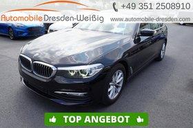 BMW 520 d Touring-Navi Prof-Leder-WLAN-Kamera-LED-