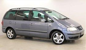VW Sharan 2.0 TDI 140 PS United Navi 7 Sitzer AHK