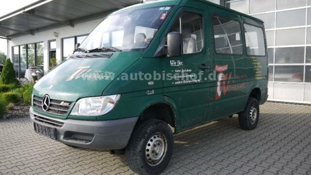 Used Mercedes Benz Sprinter 313 CDI