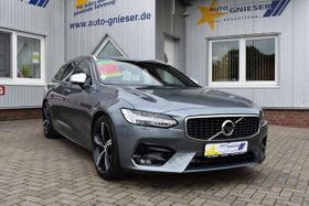 Volvo V90 D4 R-Design Geartr.- LED-Kamera-PDC-Navi-...