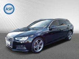 Audi A4 2.0 TDI Avant sport S-LINE+LED+LEDER+MMI-PLUS+VIRTUAL-CO