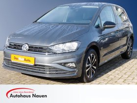 VW Golf Sportsvan 1.5 TSI IQ Drive DSG Navi ACC Ganzjahresreifen BlindSpot Sitzheizung