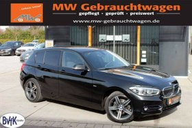 BMW 118i Sport Line NAVI SHZPDC HiFi LED Temp BT