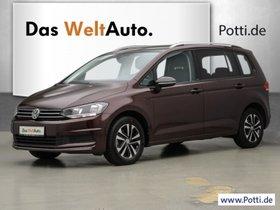 Volkswagen Touran 1,5 TSI BMT IQ.DRIVE 7-Sitzer Navi