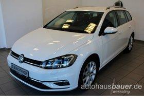 VW Golf Variant VII Highline 1.5 TSI ACT BMT DSG -Business-Paket, Navi Discover Media...-