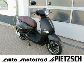 KSR MOTO MOTRON Ideo 50 25km/h Mofa AKTION v. Farben