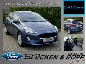 FORD Fiesta 1.0 EcoBoost Cool&Connect+CarPlay+PDC+...