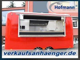 Hofmann De Luxe – Anhänger PKW Anhänger Imbiss 400x220x230cm 2700kgGG