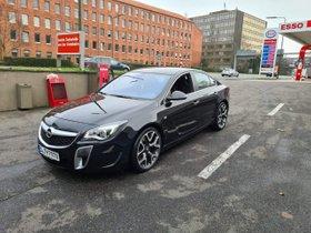Opel Insignia 2.8 V6 Turbo OPC Sportpaket Bluetooth Navi Klima