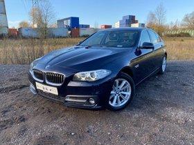 BMW 520dA NaviProf,Xen,Leder,Glasd,HiFi,Sitzh,Alu18