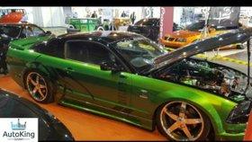 FORD Saleen Mustang Lucky Luciano Luftfederung