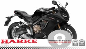 HONDA CBR 650 R ABS 2021 -SOFORT LIEFERBAR-