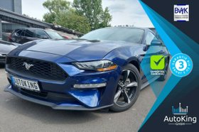 FORD Mustang 2.3l Eco Boost Blau Android Leder