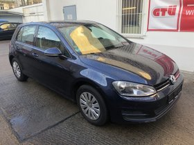 VW Golf VII Trendline BlueMotionTech AHK Shz PDC