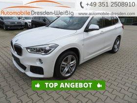 BMW X1 xDrive 18d M Sport-Navi-LED-