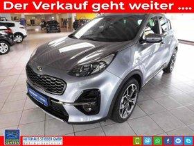 Kia Sportage GT-Plus Line AHK/ Autom/ Leder/ Pano...