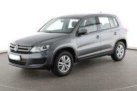 VW Tiguan Trend & Fun 4Motion Xenon Navi