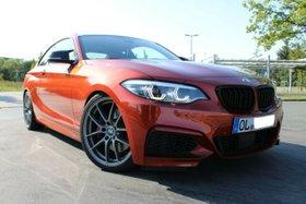 BMW M240i Coupe LED H&K Carplay Keyless Memory